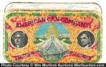 American Can Company Tin