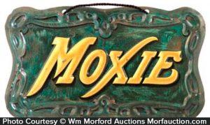 Moxie Hanger Sign