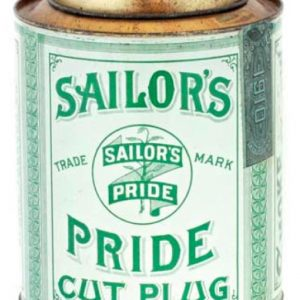 Sailor's Pride Tobacco Tin