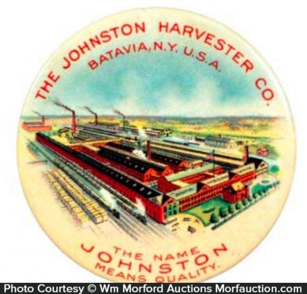 Johnston Harvester Mirror