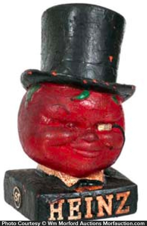 Heinz Mr. Tomato Head Figure