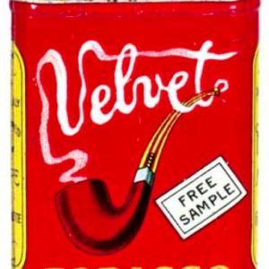 Velvet Tobacco Sample Tin