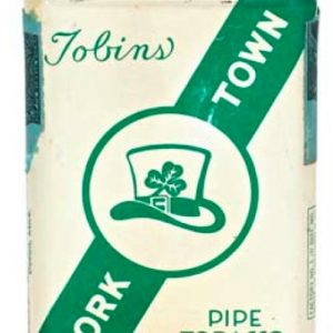 Cork Town Tobacco Tin