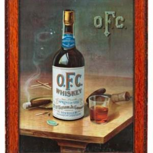 Ofc Whiskey Sign