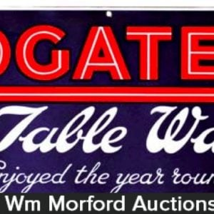 Redgate Table Water Sign