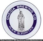Oneida Brewing Beer Tray