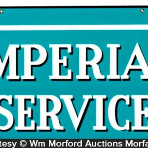 Imperial Service Sign