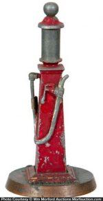 Hayes Gas Pump Figure