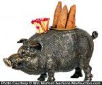 Pig Cigar Holder