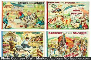Barker's Veterinary Booklets