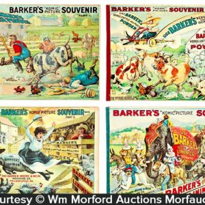 Barker's Veterinary Booklets