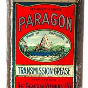 Paragon Grease Tin