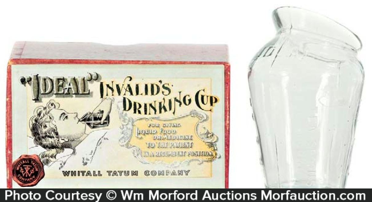 Ideal Invalids Drinking Cup