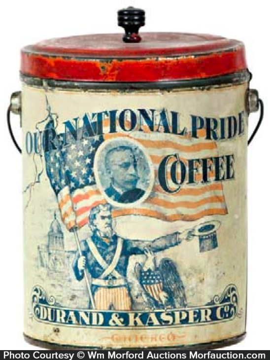 National Pride Coffee Can