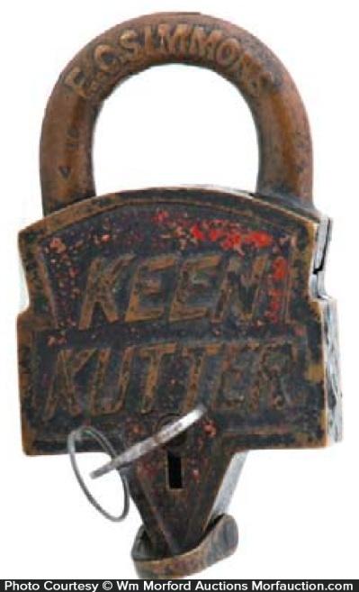 Keen Kutter Lock