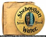 Sheboygan Water Sign