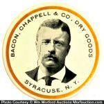 Teddy Roosevelt Mirror