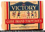 Victory Globe Torpedoes Box