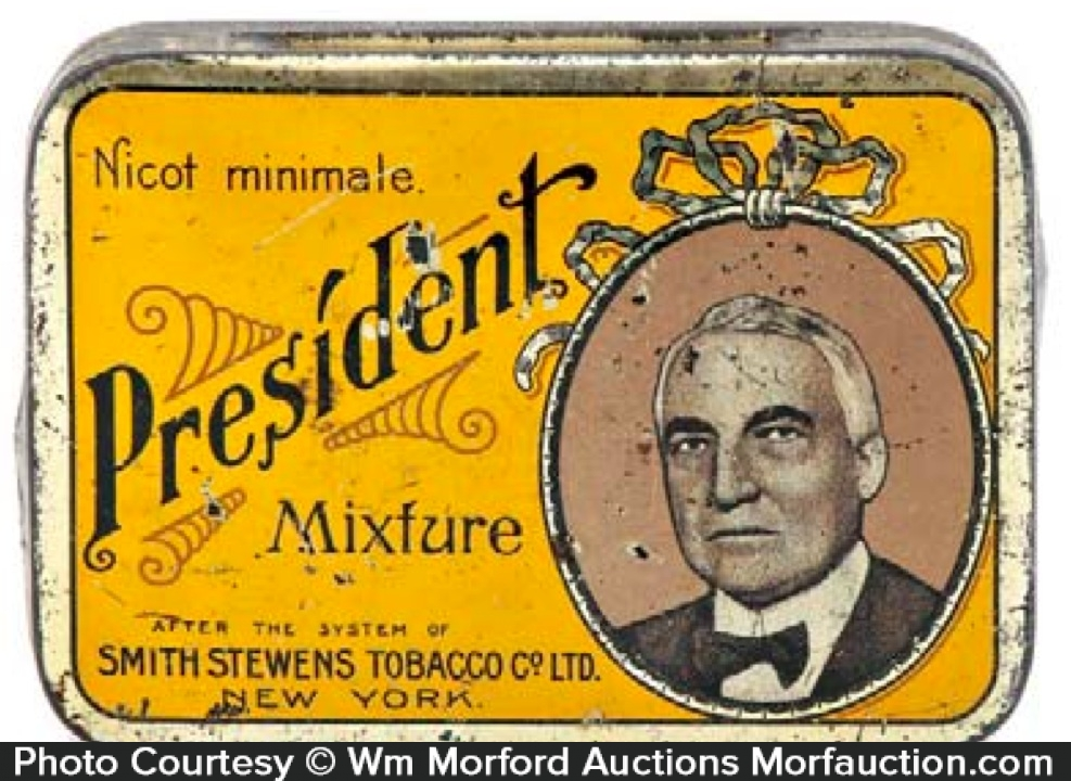 President Mixture Tobacco