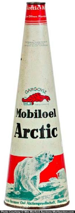 Gargoyle Arctic Mobiloel Tin