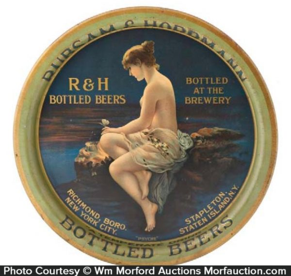 R & H Beer Tray