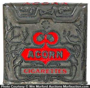 Acorn Cigarette Tin