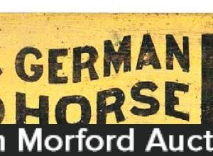 Herrick's Horse Liniment Sign