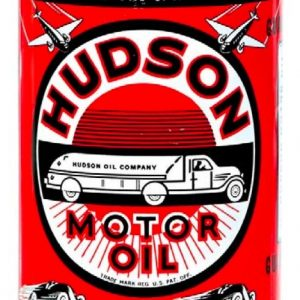 Hudson Oil Can