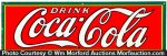 1920's Coca-Cola Sign