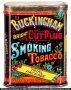 Buckingham Tobacco Sample Tin
