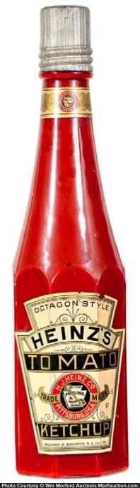 Heinz Ketchup Display Bottle
