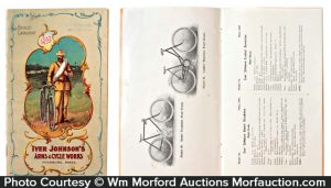 Iver Johnson Cycle Works Catalog