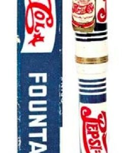 Pepsi Fountain Pen