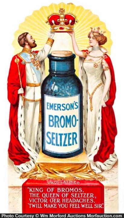 Emerson's Bromo-Seltzer Sign