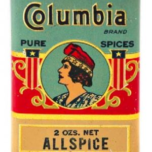 Columbia Spice Tin