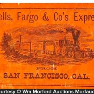 Wells Fargo Label
