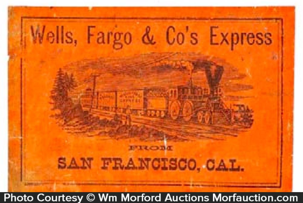 Wells Fargo Label