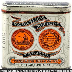 Moonstone Tobacco Tin