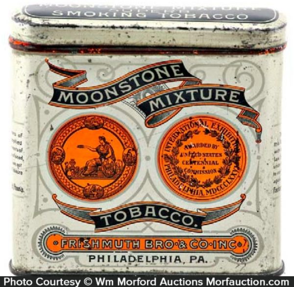 Moonstone Tobacco Tin