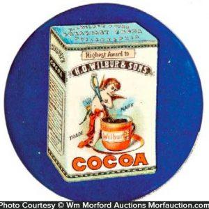 Wilbur's Cocoa Mirror