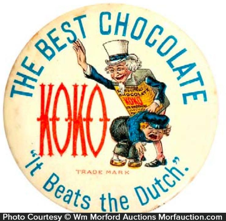 Koko Chocolate Mirror