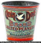 Cream Dove Peanuts Cup