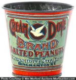 Cream Dove Peanuts Cup
