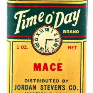 Time O' Day Spice Tin