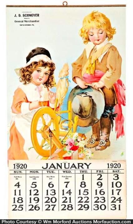 Schmoyer Trexlertown Calendar