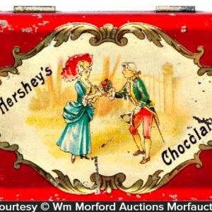 Hershey's Chocolate Tin