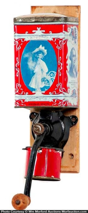 American Beauty Coffee Grinder