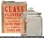 Planters Store Jar