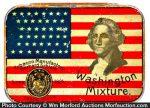 Washington Mixture Tobacco Tin