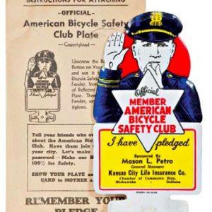 Kansas City Insurance Tag